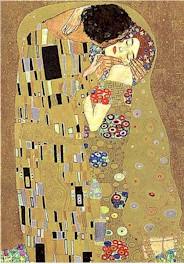 Il bacio - Gustave Klimt