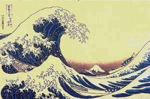 La grande onda a Kanagawa