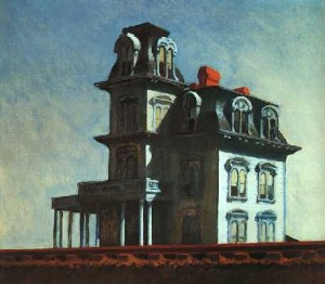La casa presso i binari